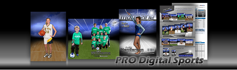PRO Digital Sports  Power User Portrait Programs for Sports Photography